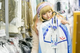 COSPLAY / Akihabara's COSPATIO, the Specialist Cosplay Shop Where Cosplayers' Dreams Come True!