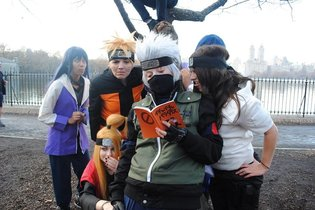 TASCA Founder Talks about Naruto Meet-up at NYCC2015