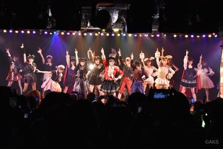 A Carnival Happens Once in a Year! AKB48,SKE48, and HKT48 Halloween Event Report