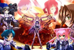 Win a Trip to Japan! Support Visual Novel Series Muv-Luv on Kickstarter!