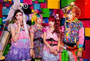 FASHION / [J-Fashion] 6%DOKIDOKI Brings You the Essence of Harajuku