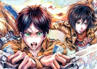 ANIME / 6 Illustrations of Eren Yeager to Tide You Through Till Season 2 [Creator Showcase]