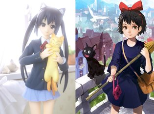 """C""awaii Cat-themed Anime Creations for the Cat Lover! [Creator Showcase]"