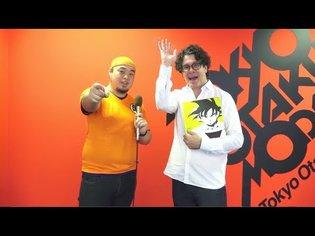 Dragon Ball Z Goku's voice, Seán Schemmel video interview!