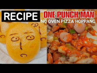 JAPAN / One Punch Man's Saitama is Now Edible!