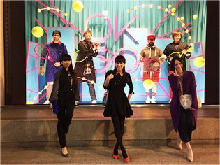 "MUSIC / Perfume Collaborates with OK Go for Theme Song of ""Sushi Police"" Anime!"