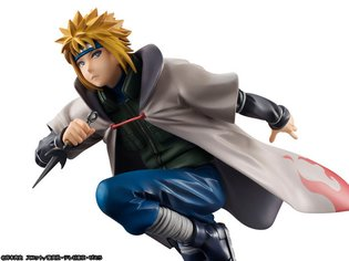 FIGURE / Naruto's Father and Konoha's Yellow Flash Minato Namikaze Recreated as an Expressive Figure!