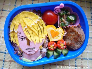 ANIME / 5 Bento Sanji Would Feed You If He Made Your Lunch [Creator Showcase]