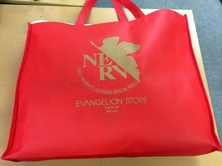 EVENT / 【2016 Lucky Bag Roundup】 Evangelion Lucky Bag's in Our Office, All's Right with the World