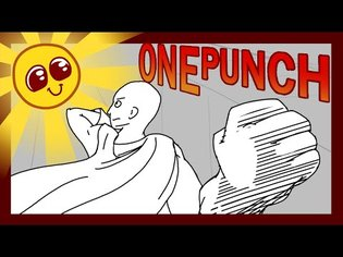 ANIME / One Punch Man in Two Minutes!
