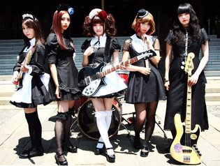A Rock Band of Maids! Band-Maid Releases New Music Video