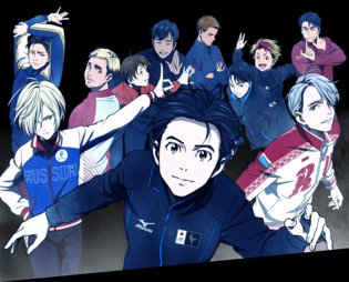ANIME / Yuri!!! on Ice Opening by Dean Fujioka Featured in New PV
