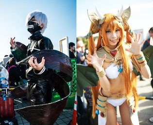 FEATURED / Comiket 89 Photo Report: Day 2