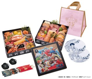 ANIME / Limited Edition One Piece New Year's Bento for 2017 Opens for Pre-Order