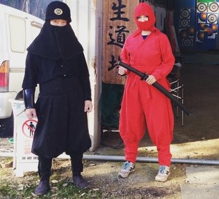 Believe It! Now You Too Can Become a Ninja at the Ninja Academy in Nara Prefecture