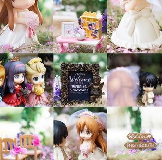 FIGURE / Nendoroid More: Dress-up Wedding [Kixkillradio Showcase]