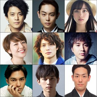 MOVIE / Additional Cast Announced for Gintama Live-Action Movie