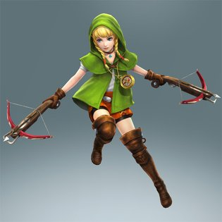"""Sixth """"Hyrule Warriors Legends"""" Gameplay Video Posted; First Look at New Character Linkle"""