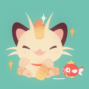 ART / Artist Gives Pokémon a Cute and Unique Makeover