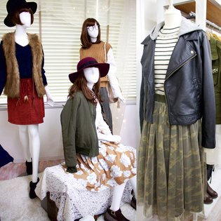 FASHION / [J-Fashion] My Enchanted Closet: Sophisticated New Japanese Style by OLIVE des OLIVE!