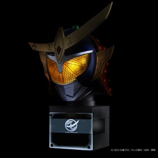 High Quality Collection of Kamen Rider Masks Announced; First to Release is Gaim