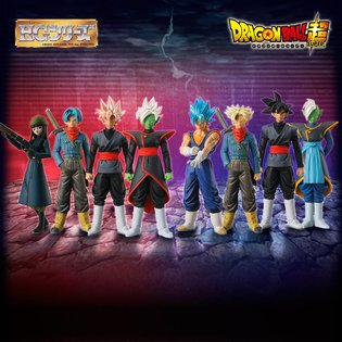 FIGURE / Future Trunks Arc Dragon Ball Super Figures on the Way!