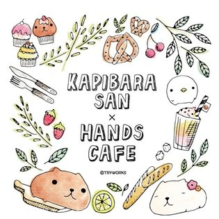 EVENT / Kapibara-san x Hands Cafe Collaboration Offering Charming Goods and Yummy Food Only During November!