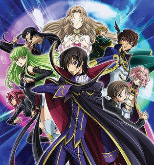 ANIME / Lelouch to Return in Code Geass Sequel