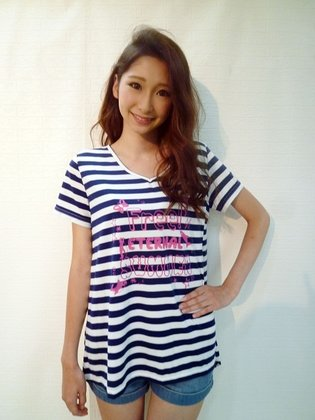 """An Unexpected Combination?! Cecil McBee x """"Free!"""" Tunics and T-Shirts Introduced"""