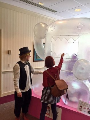 FASHION / Giant Domo-kun Joins Sebastian Masuda's Project, Time After Time Capsule!