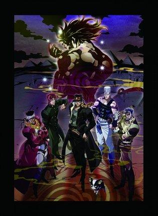 JoJos Bizarre Adventure Stardust Crusaders Is An Anime Adaptation Of Hirohiko Arakis Manga Which