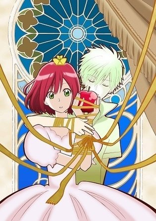 ANIME / Bones Producing Popular Series from 'Monthly LaLa - 'Akagami no Shirayukihime' Anime Adaptation to Broadcast in Summer 2015
