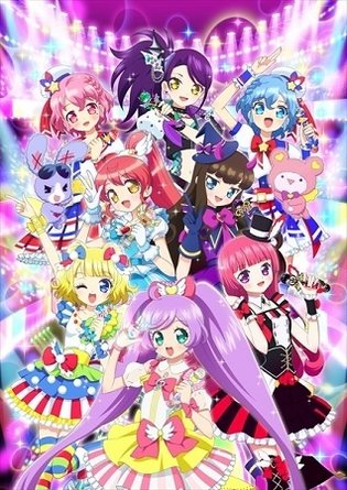 TV Anime 'PriPara' Season 2 to Begin in April, New Visual Reveals Mysterious New Characters