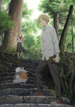 ANIME / Anime Natsume Yuujincho Fifth Season (Natsume Yuujincho Go) Airs October 4th!