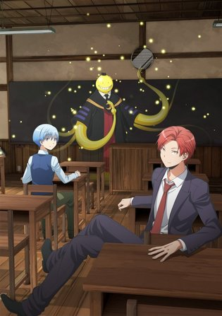 ANIME / New Assassination Classroom The Movie: 365 Days Episode Revealed With Visual and News About Cast Event!