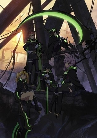 ANIME / 'Seraph of the End' Author Pens Draft for Anime; Daisuke Ono Joins Cast