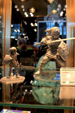 New Link Figures Unveiled at NYCC 2015