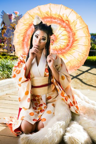 FEATURED / Cosplay Expo 2015: Japanese Garden x Cosplay