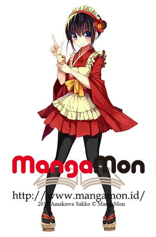 Indonesian eBook Store MangaMon Opens its Gates; TOM Exclusive Campaign Starts