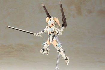 quality design 475ce 936c4 Frame Arms Girl White Tiger