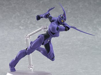 picture of figma Guyver II F: Movie Color Ver. 4