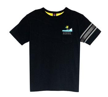 d8d6e13a Surfing Pikachu T-Shirt (Black) | Tokyo Otaku Mode Shop