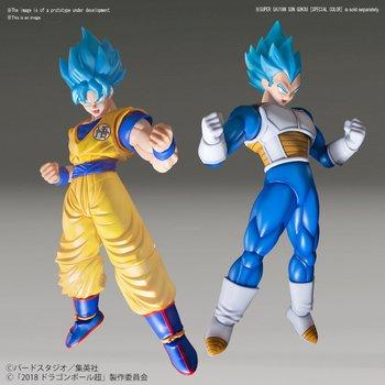 Figure Rise Standard Dragon Ball Super Super Saiyan Blue Vegeta