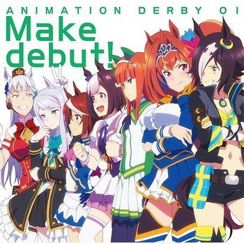 Anime debut