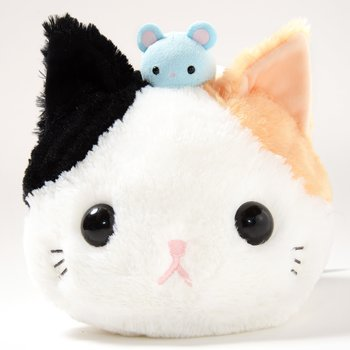 Cat collect huge stuffed vol.5 toe beach sandals single item that is attached to the bag IXD1Eb