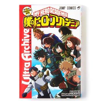 My Hero Academia Official Character Book Ultra Archive Tokyo Otaku