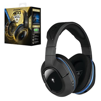 how to connect turtle beach wireless headset to ps4