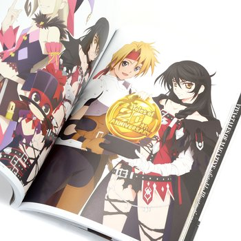 viva tales of magazine ufotable illustrations tokyo otaku mode shop