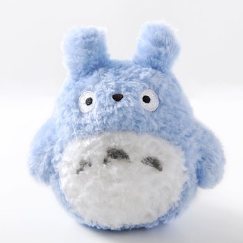 Shop Fluffy Blue PlushTokyo Otaku Mode Totoro H9DIYe2WE