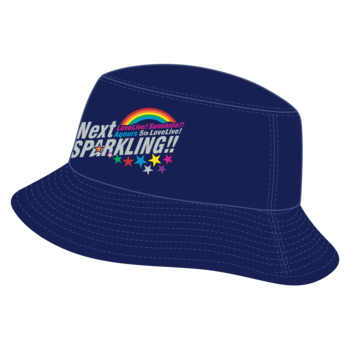 Love Live! Sunshine!! Aqours 5th Love Live! -Next Sparkling!!- Bucket Hat b8598ba4abb